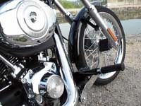 Photo 17 Essai Harley-Davidson Softail Custom 2007
