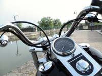 Photo 20 Essai Harley-Davidson Softail Custom 2007