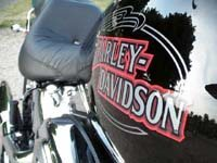 Photo 23 Essai Harley-Davidson Softail Custom 2007
