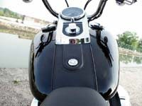 Photo 28 Essai Harley-Davidson Softail Custom 2007