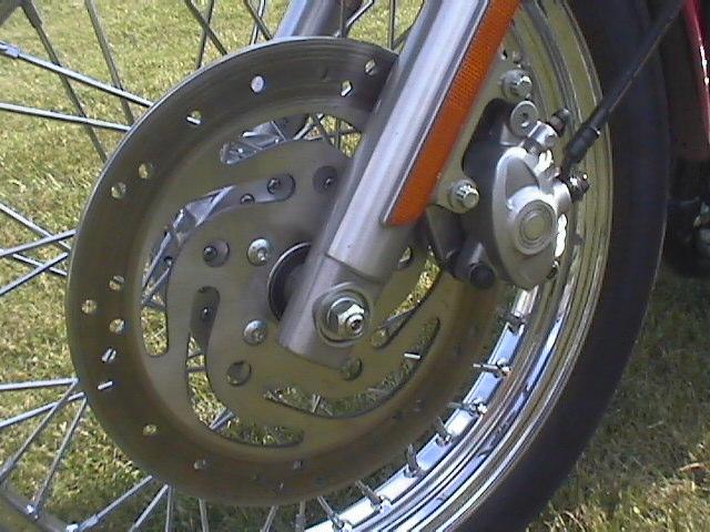 Essai Harley-Davidson Sportster 883 Low 2005 par Jean-Michel Lainé
