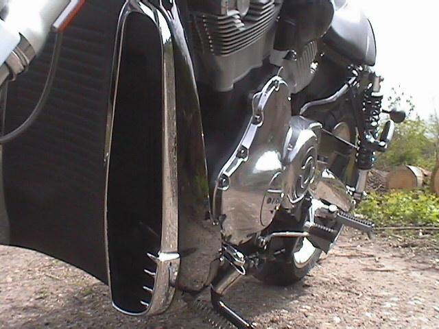 Essai Harley-Davidson Street Rod 2005 par Jean-Michel Lainé