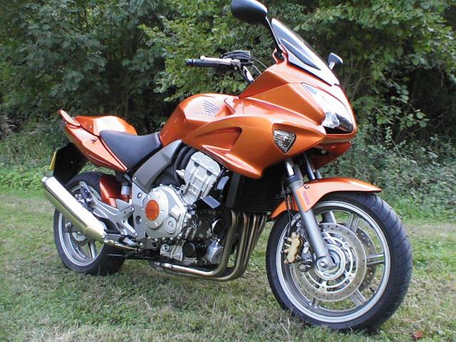Essai Honda CBF1000 modèle 2006 par Jean-Michel Lainé