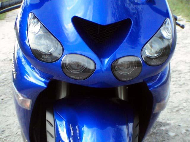 Essai Kawasaki ZZR 1400 modèle 2006 par Jean-Michel Lainé