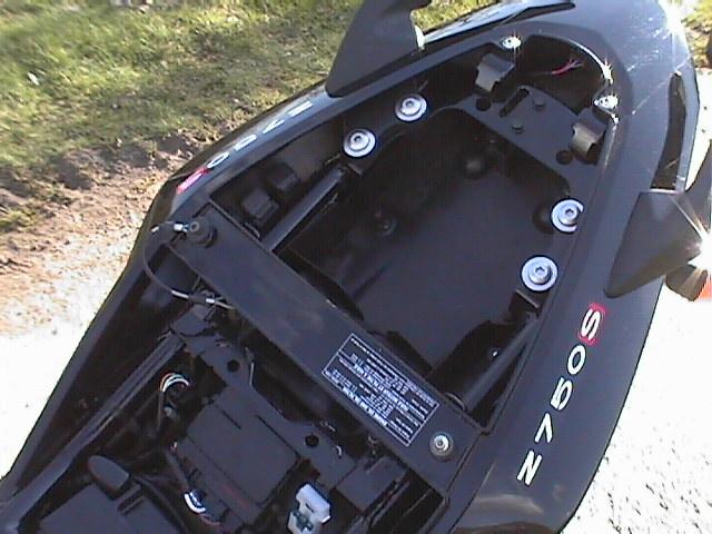 Essai Kawasaki Z750S 2005 par Jean-Michel Lainé