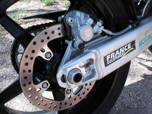 Essai KTM Super Duke 990 2007 par Jean-Michel Lainé