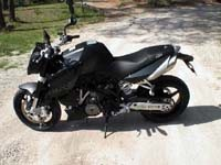 Photo 20 Essai KTM Super Duke 990 2007