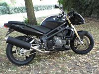 Photo 19 Essai MZ 1000 SF 2006