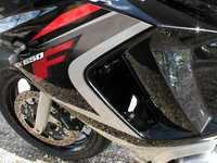 Photo 18 Essai Suzuki GSX 650 F 2008