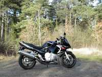 Photo 23 Essai Suzuki GSX 650 F 2008