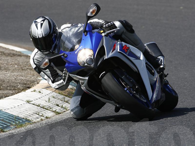 Essai Suzuki GSXR 1000 2008 par Guillaume Mongin