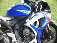 Photo 4 Essai Suzuki GSXR 750 2006