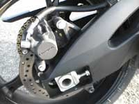 Photo 5 Essai Suzuki GSXR 750 2006