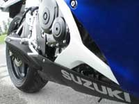 Photo 29 Essai Suzuki GSXR 750 2006
