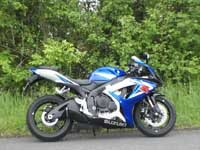 Photo 33 Essai Suzuki GSXR 750 2006