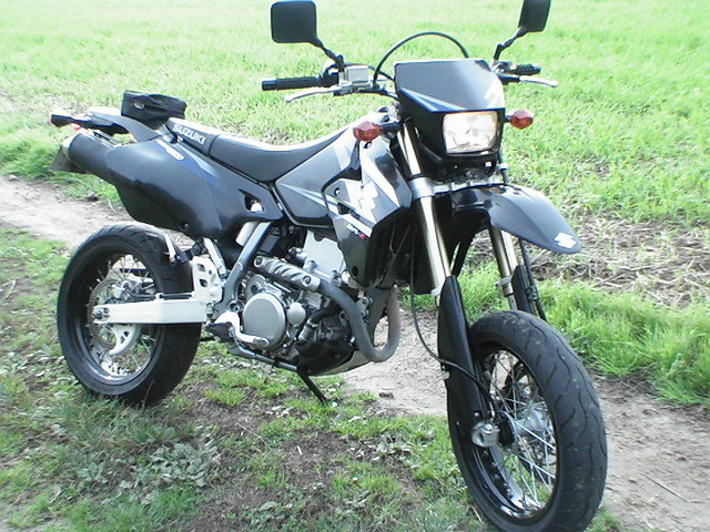 Essai Suzuki DRZ 400 SM 2005 par Jean-Michel Lainé