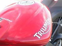 Photo 3 Essai Triumph Daytona 675 2006