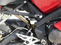 Photo 7 Essai Triumph Daytona 675 2006