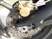 Photo 8 Essai Triumph Daytona 675 2006