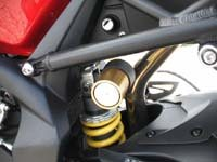 Photo 10 Essai Triumph Daytona 675 2006