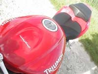 Photo 13 Essai Triumph Daytona 675 2006