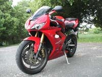 Photo 16 Essai Triumph Daytona 675 2006
