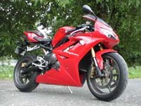 Photo 17 Essai Triumph Daytona 675 2006
