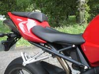 Photo 18 Essai Triumph Daytona 675 2006