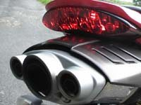 Photo 19 Essai Triumph Daytona 675 2006
