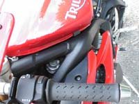 Photo 20 Essai Triumph Daytona 675 2006