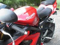 Photo 21 Essai Triumph Daytona 675 2006