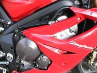 Photo 28 Essai Triumph Daytona 675 2006