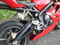 Photo 29 Essai Triumph Daytona 675 2006