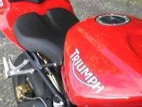 Photo 30 Essai Triumph Daytona 675 2006