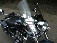 Photo 4 Essai Triumph Rocket III Touring modèle 2008