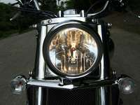 Photo 23 Essai Triumph Rocket III Touring modèle 2008