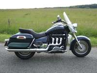 Photo 29 Essai Triumph Rocket III Touring modèle 2008