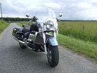 Photo 30 Essai Triumph Rocket III Touring modèle 2008