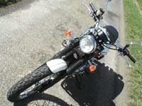 Photo 3 Essai Triumph Scrambler 2006