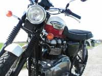 Photo 8 Essai Triumph Scrambler 2006