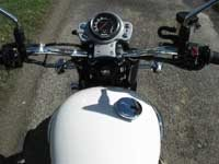Photo 11 Essai Triumph Scrambler 2006