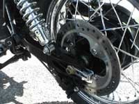 Photo 12 Essai Triumph Scrambler 2006