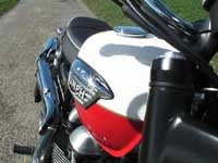 Photo 13 Essai Triumph Scrambler 2006