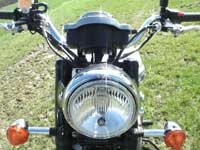 Photo 23 Essai Triumph Scrambler 2006