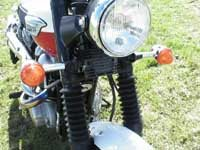 Photo 24 Essai Triumph Scrambler 2006