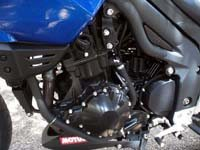 Photo 4 Essai Triumph Tiger 1050 ABS 2007