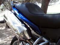 Photo 16 Essai Triumph Tiger 1050 ABS 2007