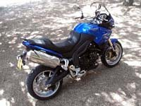 Photo 17 Essai Triumph Tiger 1050 ABS 2007