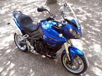 Photo 18 Essai Triumph Tiger 1050 ABS 2007