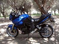 Photo 19 Essai Triumph Tiger 1050 ABS 2007